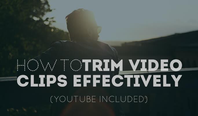 tagliare video